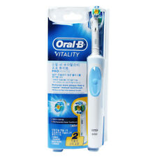 Braun Oral-B D12.023W Vitality Precision Clean Electric Toothbrush Only 220-240V