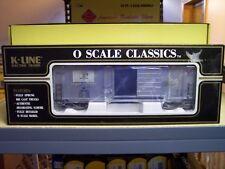 K Line K765-7423 New Jersey Commemorative Classic Box Car Bank.
