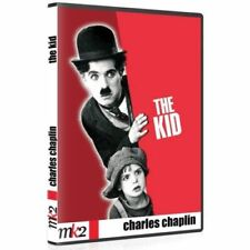 "DVD ""The kid""     Charles Chaplin  NEUF SOUS BLISTER"