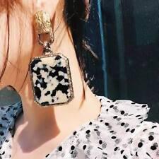 Women's Earring Acrylic/Resin Drop Dangle Geometric Ear Stud Statement Earrings