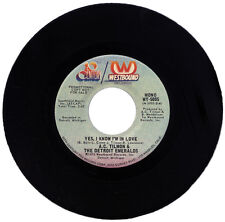 "A.C. TILMON & THE DETROIT EMERALDS  ""YES, I KNOW I'M IN LOVE"" DEMO 70's  LISTEN!"