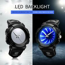 SKMEI 50M Sport Blue 3D LED Wrist Watch Genuine Japan Seiko Mvmt Big Face 1521