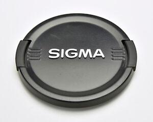 Sigma 72mm Front Lens Cap (#3598)