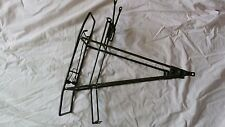 "VINTAGE DOUBLE PANNIER RACK LUGGAGE CARRIER 26"" WHEELS"