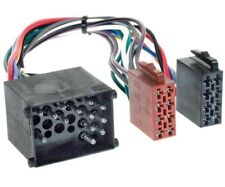 Auto-Radio Adapter Kabel für BMW DIN ISO 3er 5er Z3 E30 E34 E36 E39 E46 X5