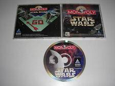 Monopolio STAR WARS PC CD ROM CD Entubado-Fast Secure Post