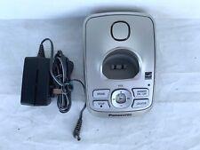 Panasonic KX-TG4221 N DECT6.0 Cordless Phone Main Base For KX-TG4223 KX-TGA421