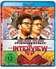 The Interview [Blu-ray](NEU & OVP) James Franco & Seth Rogen