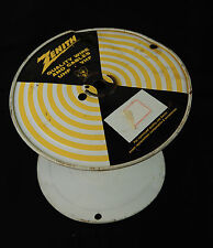 Vintage Zenith Wire Cables UHF VHF Metal Spool Advertising Prop Sign