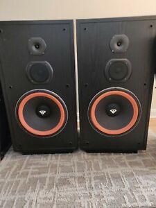 Cerwin Vega VS-12S Floorstanding Speakers