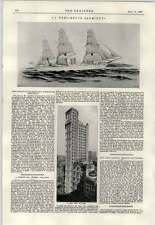 Curso práctico presidente Sarmiento 1897 argentinos 20 edificio de seis plantas Broadway