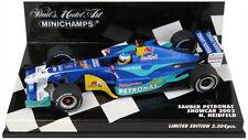 Minichamps Sauber Petronas Showcar 2003 - Nick Heidfeld 1/43 Scale