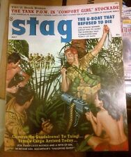STAG MAGAZINE May 1960 FN
