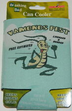 Breaking Bad Vamonos Pest Company Logo Beer Huggie Can Cooler/Koozie NEW UNUSED
