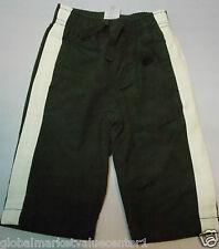 Gymboree Boy's Seasonal Gray & White Striped Infants 3-6 Mos. Pants NEW with Tag