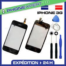ECRAN VITRE TACTILE IPHONE 3G MONTEE SUR CHASSIS