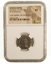 Roman Billon ANT of Numerian (CE283-284) NGC (XF)