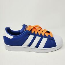 Adidas Superstar Mens Leather Shoes NEW BD7379 Size 10
