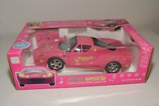 V 1:16 FERRARI ENZO RADIO CONTROL R/C PINK NEED FOR SPEED HIGH MINT BOXED SEALED