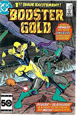(1986) BOOSTER GOLD #1! 1st appearance!