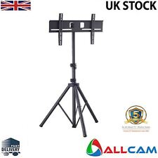 """TR941 Portable Tripod TV Floor Stand w/ Mounting Bracket for 32"""" to 50"""" LCD/LED"""