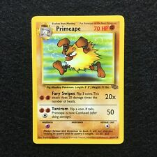 Pokemon Primeape 43/64 Pokémon Card Jungle Set 1999 M/NM Uncommon
