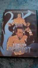 UWA Hardcore Pro Wrestling DVD A Time for Respect Colt Cabana Kevin Steen Owens