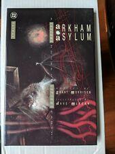 Batman Arkham Asylum Hardcover 1989 Grant Morrison Dave McKean Hc Dc