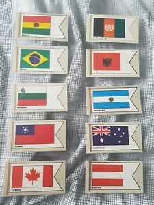 Flags of All Nations - Carreras (1982) Buy 2 & Save