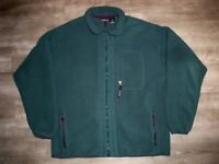 Vintage Patagonia Retro Sherpa Deep Pile Fleece Jacket Men's Xlarge Hunter Green