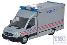 76MA003 Oxford Diecast OO Gauge Mercedes Explosives Ordnance Disposal Met Police