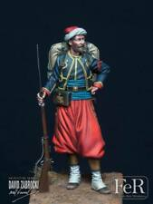 FeR French Imperial Guard Zouave Crimea 54mm scale Unpainted resin kit