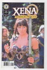 Xena: Warrior Princess #1 (Sep 1999, Dark Horse) Photo Cover Wagner Chin w