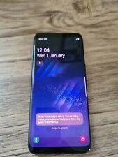 Samsung Galaxy S8 SM-G950 5.8 in 64GB (Sbloccato) Midnight Black danneggiato