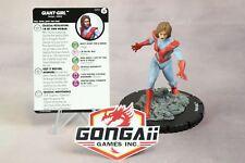 Marvel Heroclix Avengers Infinity set Giant-Girl #G001 Fast Forces
