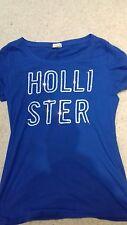 hollister t shirt size small