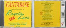 RENATO ZERO CANTABASE CD 1992