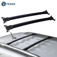 Roof Rack Rail Cross Bar Cargo Carrier For Chevrolet Equinox/ GMC Terrain 10-17