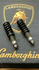 LAMBORGHINI MURCIELAGO LP640 REAR LEFT AND RIGHT SHOCK ABSORBER OEM 410512019B