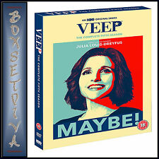 VEEP - COMPLETE SEASON 5  - FIFTH SEASON   *** BRAND NEW DVD **