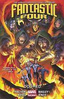 Fantastic Four Doomed 3 TPB Marvel 2014 NM 1st Print 9-16 Fraction Bagley