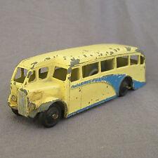 218E Vintage Dinky 29E Bus AEC Single Decker Cream Blue