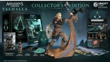 ASSASSINS CREED VALHALLA COLLECTORS EDITION PS4 BRAND NEW PREORDER