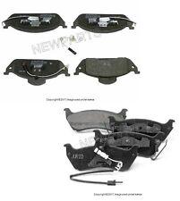 For Mercedes W163 ML320 ML350 ML430 Set of Rear & Front Brake Pad Set Jurid