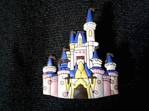 1 Jibbitz Disney Castle Shoe Charm for Crocs Shoes