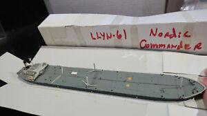 g 1:1250 Waterline Llyn 61 Nordic Commander RESIN