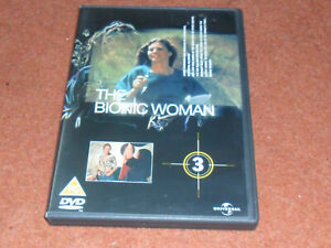 The Bionic Woman Volume 3 DVD