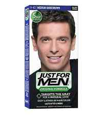 JUST FOR MEN Hair Color H-40 Medium Dark-Brown 1 ea
