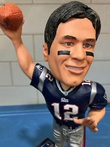 Forever Collectibles  -  New England Patriots Tom Brady BobbleHead