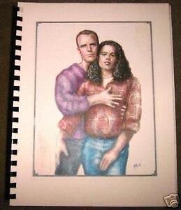 """Sentinel  Fanzine """"Love and Guns 4"""" SLASH 1998 Jim/Bair"""